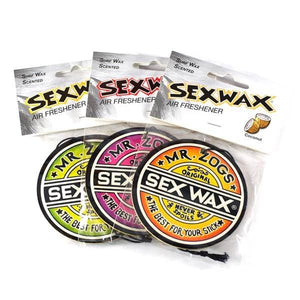 SEXWAX Air Fresheners - Strawberry - lifestyle