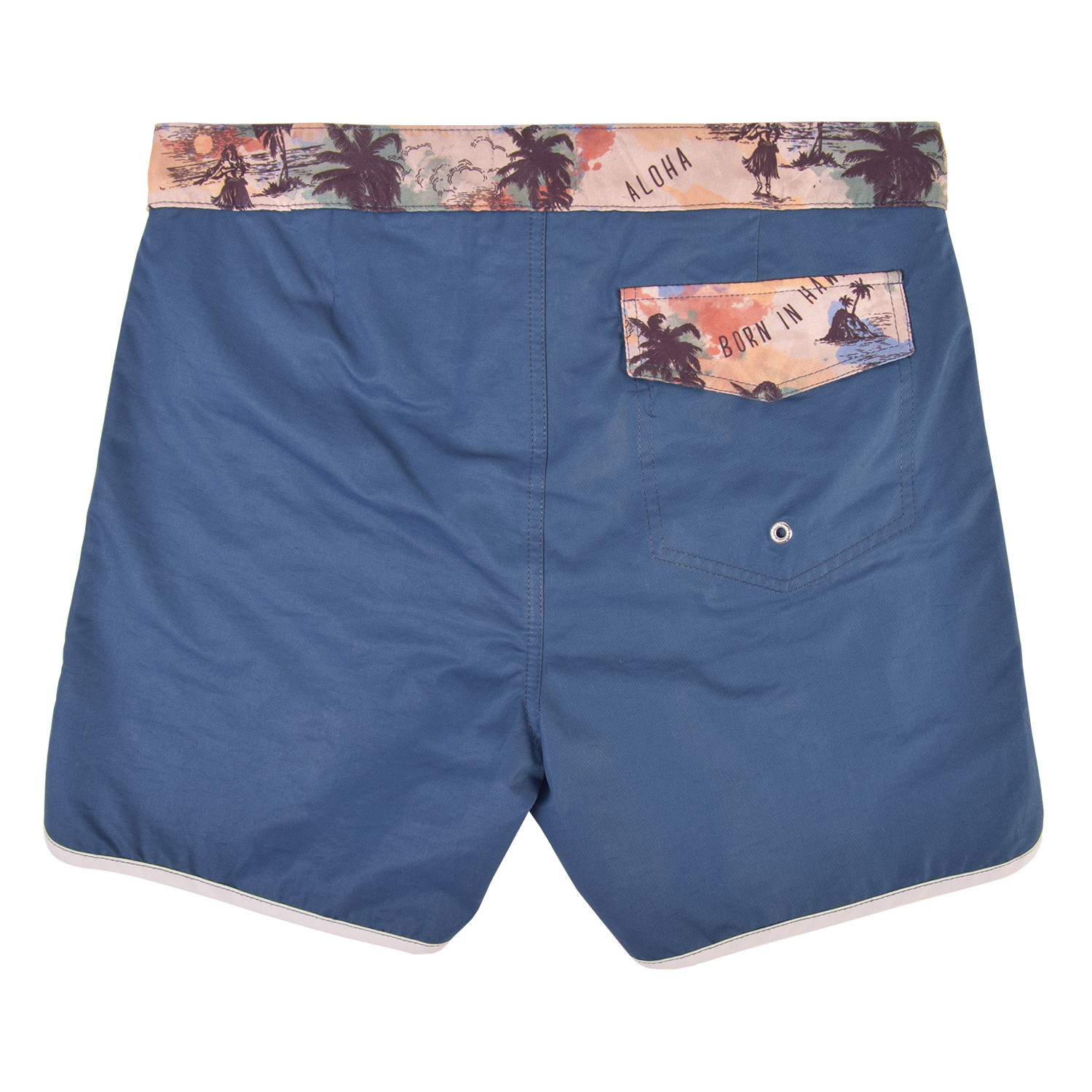 Lightning Bolt Balsa Boardshort