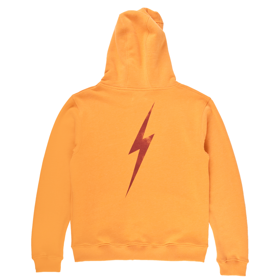 Lightning Bolt Brewer Zip Hoodie