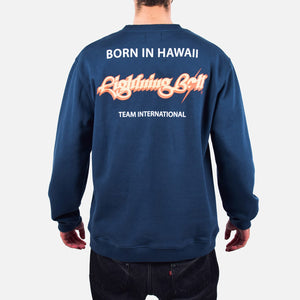 Lightning Bolt Born in Hawaii Crew