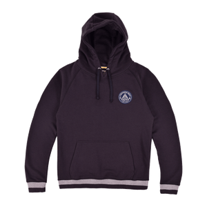 Lightning Bolt Venice Ca Fleece Hoodie - Phantom