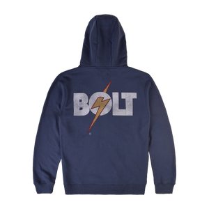 Lightning Bolt OG Fleece Zip Hoodie