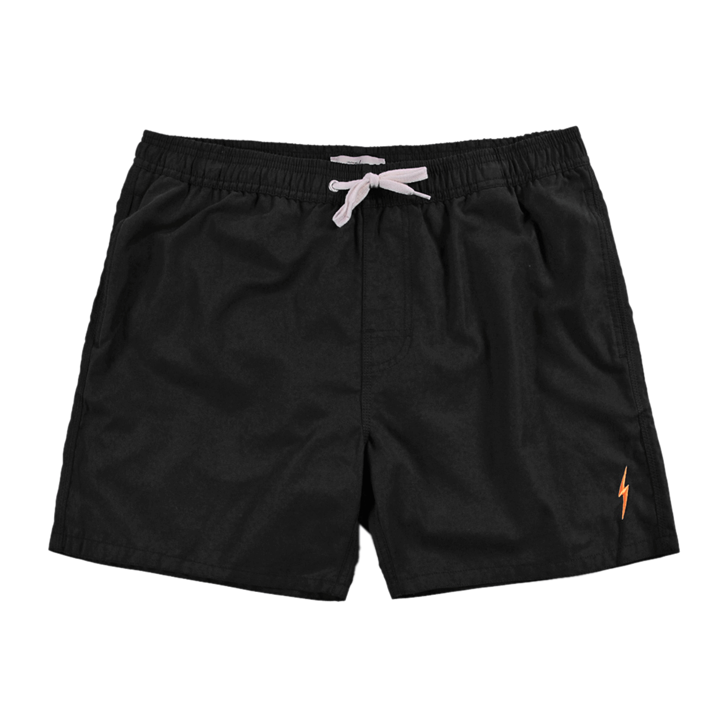 Lightning Bolt Turtle Boardshort - Moonless Night