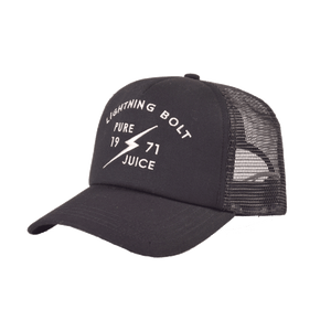 Lightning Bolt Pure Juice Trucker Cap
