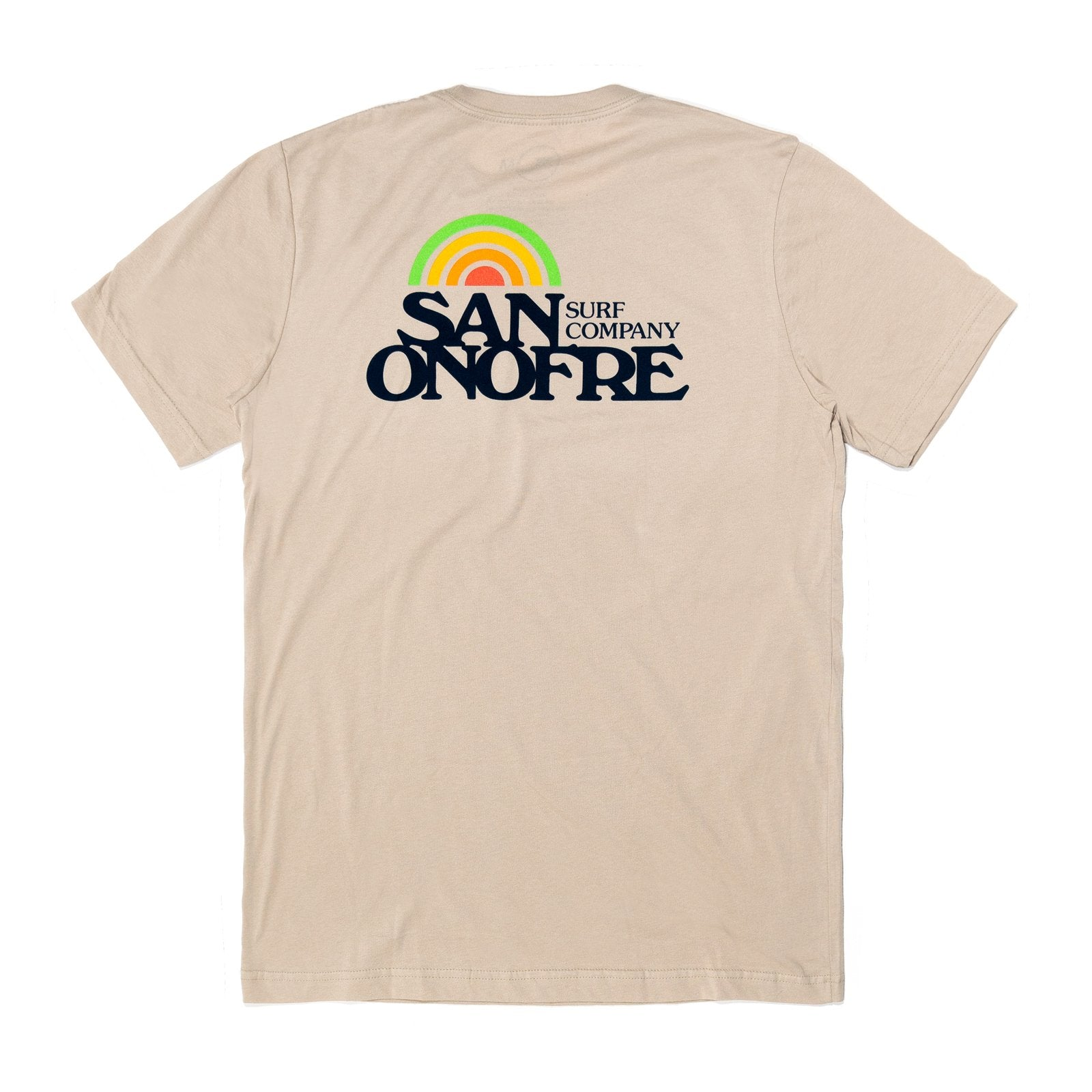 San Onofre Surf Clothing Co. Misto DOS T - Natural