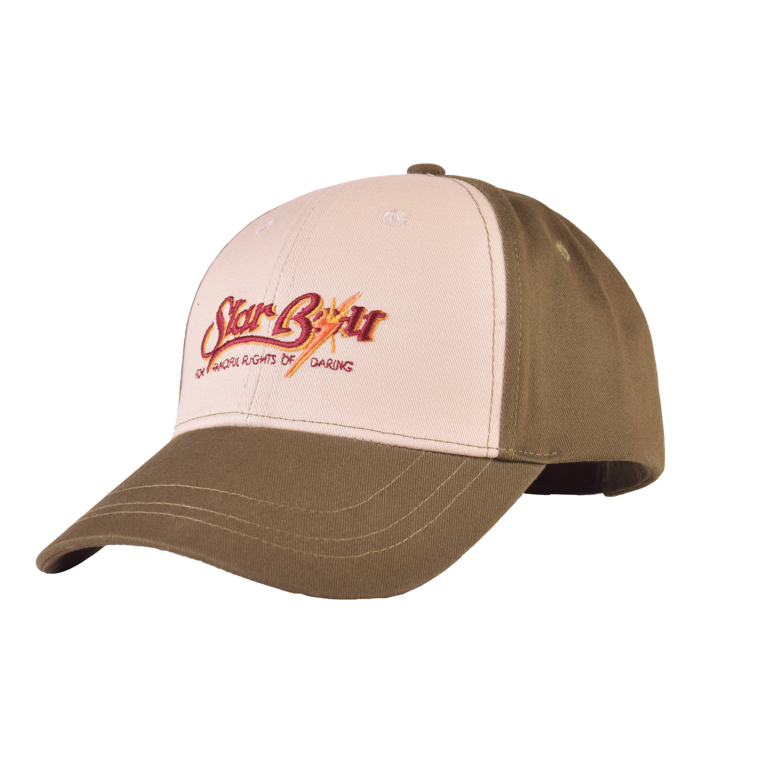 Lightning Bolt Star Bolt Cap - Capers