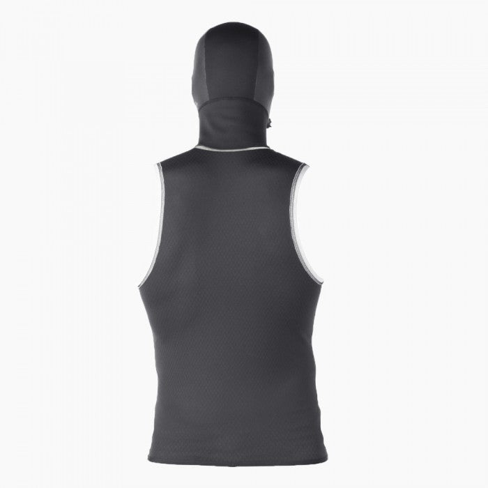 XCEL DRYLOCK SMART FIBRE VEST WITH 2MM HOOD