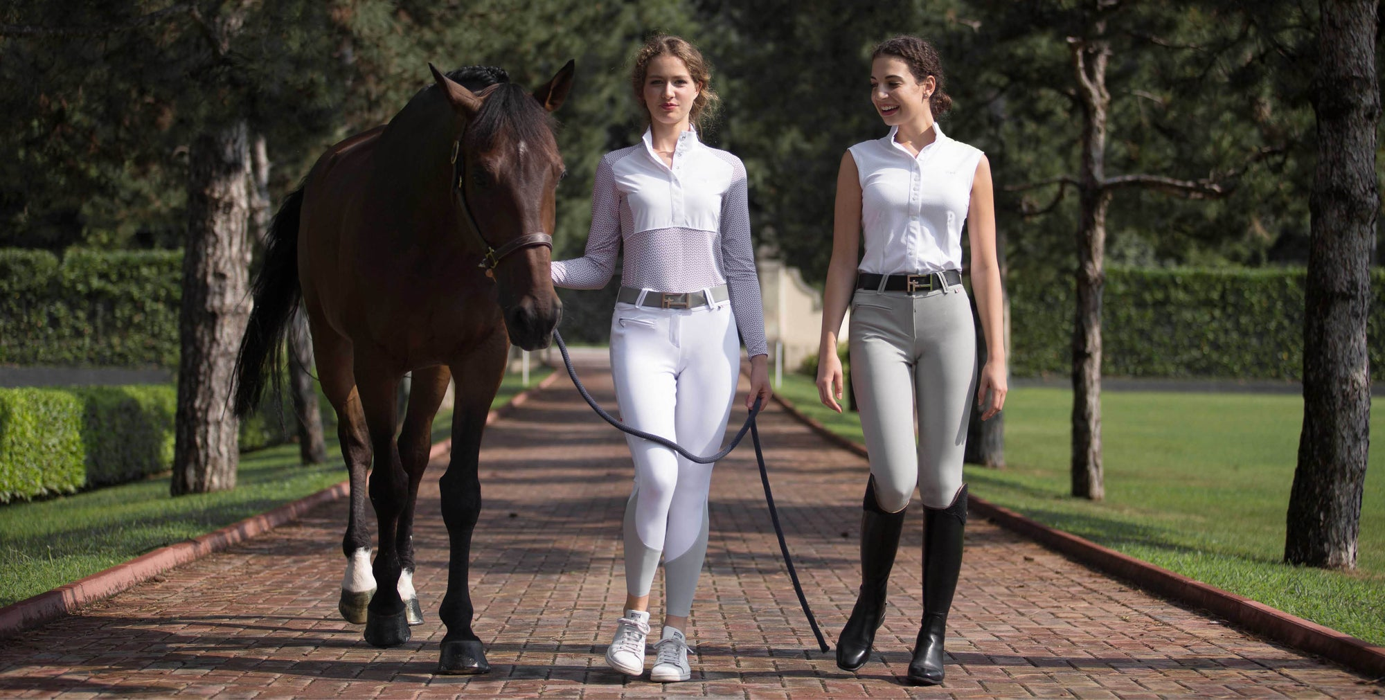 Women's equestrian breeches: history, technology, and prices