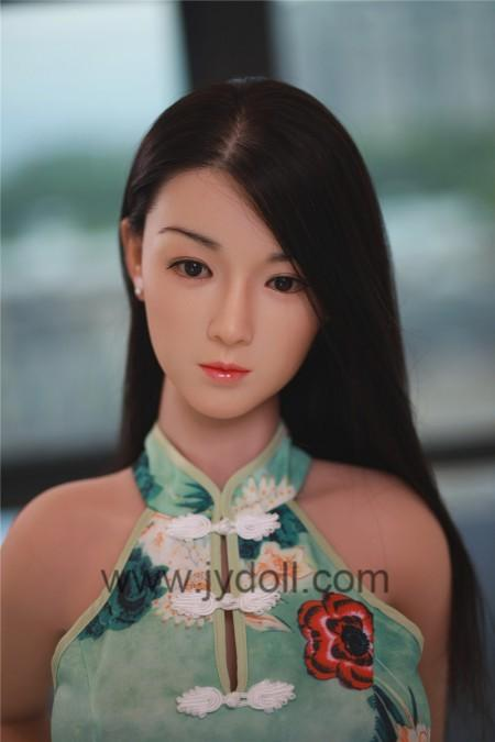 JY Doll- Silicone Head and implanted hair -Fanstasy-Xsecret- Strive to protect your secret