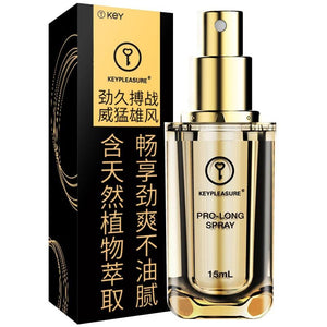 KEY Gold Pro-long Delay Spray For Him 15ML
