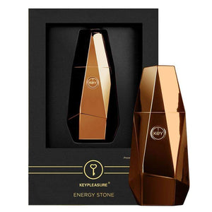 KEY Men Enlargement and Delay Spray Infinity Time Energy stone For Him Imported From USA 15ML (Black & GOLD)