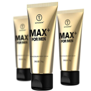 USA KEY MAX Plus For Man Penis Enlargement /Delayed Cream For Him 2020 OCT Newest Arrival