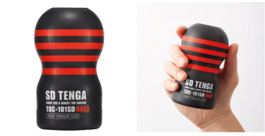 Tenga Deep throat Cup-Xsecret- Strive to protect your secret
