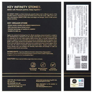 Pre-Order KEY Deeper Loving Infinity Orgasm Stone For Her Imported From USA 15ML-Xsecret- Strive to protect your secret