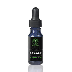 DEADLY - Anti-Bacterial Drops (30ml)