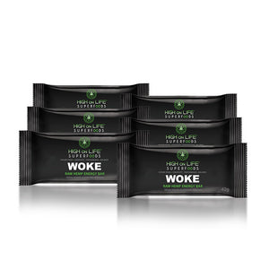 WOKE - GOURMET RAW HEMP ENERGY BAR (42g)(BACK IN STOCK)