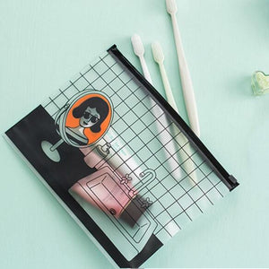 Travel Clear Pouch