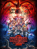 STRANGER THINGS Quality Autograph Mounted Signed Photo RePrint Poster A4/A3 #743