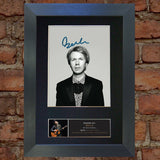 BECK Signed Autograph Mounted Photo REPRODUCTION PRINT A4 514