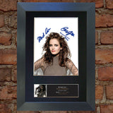 EVA GREEN Sin City Film Signed Autograph Mounted Photo Repro A4 Print 509