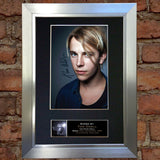 TOM ODELL Mounted Signed Photo Reproduction Autograph Print A4 355