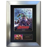 AVENGERS Endgame Quality Autograph Mounted Signed Photo RePrint Poster 810
