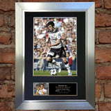 GARETH BALE No1 Tottenham Mounted Signed Photo Reproduction Autograph Print 271