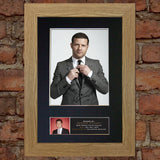 DERMOT O'LEARY Autograph Mounted Photo Reproduction QUALITY PRINT A4 404