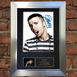 DAPPY Signed Autograph Quality Mounted Photo Repro A4 Print 443