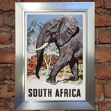 SOUTH AFRICA VINTAGE RETRO TRAVEL Poster Nostalgic Home Print Wall Art Decor #70