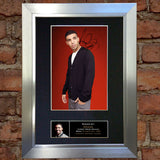 DRAKE Mounted Signed Photo Reproduction Autograph Print A4 151