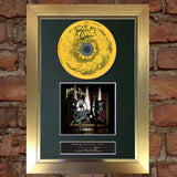 PANIC AT THE DISCO Virtues & Vices Album Signed Cd MOUNTED A4 Autograph Print 71