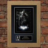 TOM HARDY Batman Signed Autograph Mounted Photo REPRODUCTION PRINT A4 105