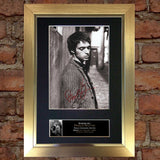 PAOLO NUTINI Mounted Signed Photo Reproduction Autograph Print A4 167