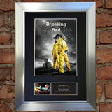 BREAKING BAD Mounted Signed Photo Reproduction Autograph Print A4 362