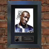 STORMZY Quality Autograph Mounted Signed Photo Reproduction Print A4 692
