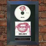 THE WANTED Word of Mouth Album Signed CD COVER MOUNTED A4 Autograph Print 16