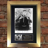 BUSTER KEATON Mounted Signed Photo Reproduction Autograph Print A4 20