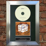 ELBOW The Seldom Seen Kid Album Signed CD COVER MOUNTED A4 Autograph Print (3)