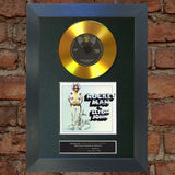 #133 GOLD DISC Elton John Rocket Man Signed Autograph Mounted Repro A4