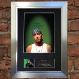 EMINEM Slim Shady Mounted Signed Photo Reproduction Autograph Print A4 69