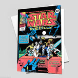 STAR WARS Comic Cover 10th Edition Reproduction Rare Vintage Wall Art Print #14