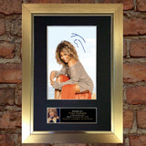 TINA TURNER Mounted Signed Photo Reproduction Autograph Print A4 245