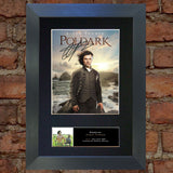 POLDARK Aidan Turner Quality Autograph Mounted Signed Photo RePrint Poster 741