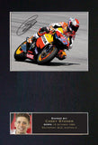 CASEY STONER Mounted Signed Photo Reproduction Autograph Print A4 44