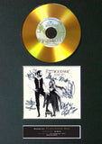 #105 GOLD DISC FLEETWOOD MAC Rumours Album Signed Autograph Mounted Repro A4