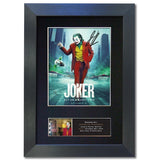 "NEW ""THE JOKER"" JOAQUIN PHOENIX - AUTOGRAPH & PHOTOGRAPH - BEST SELLER ⭐⭐⭐⭐ #824"