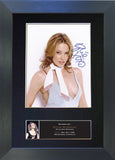 Kylie Signed Autograph Quality Mounted Photo Repro A4 Print 233