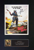 MAD MAX 1979 Movie Poster Quality Autograph Mounted Signed Photo RePrint A4 734