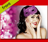 KATY PERRY Autograph Christmas Card Reproduction Print INCLUDES ENVELOPE A5 Size